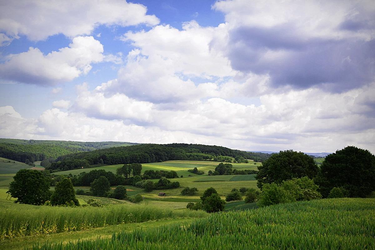Landschaft der Wetterau - Landschaft, Bilder und Galerie
